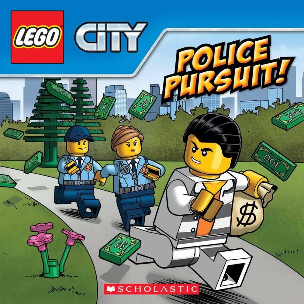 Lego City Police Pursuit Linden Tree Books