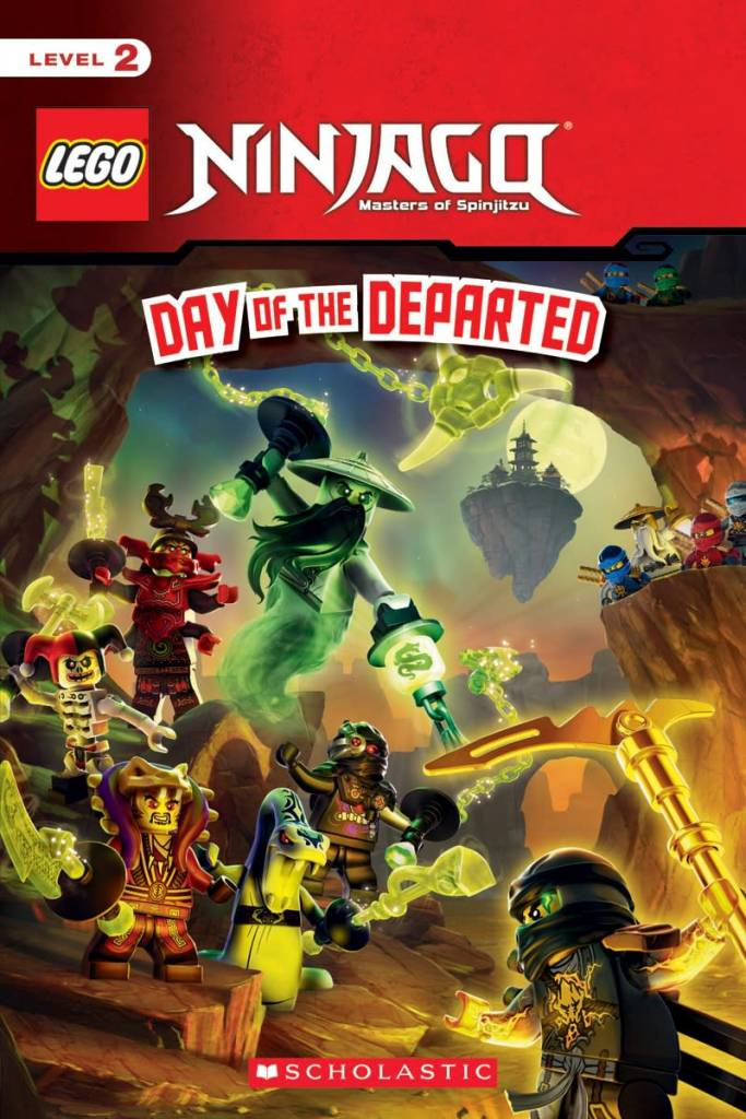 Scholastic Inc. LEGO Ninjago: Day of the Departed (Early Reader)