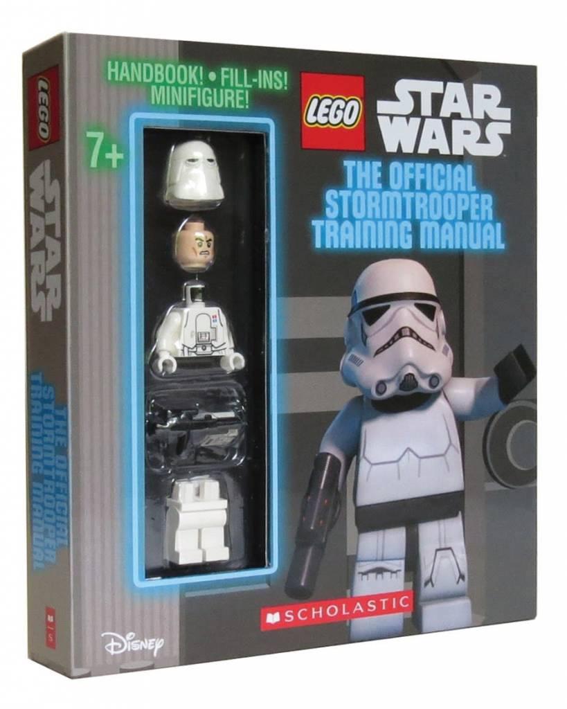 Scholastic Inc. LEGO Star Wars: Official Stormtrooper Training Manual