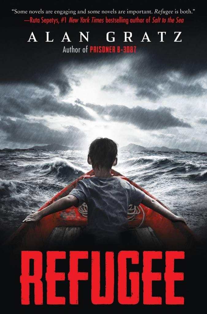 Scholastic Press Refugee