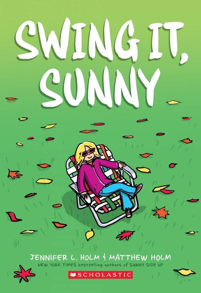 Graphix Sunny 02 Swing It, Sunny