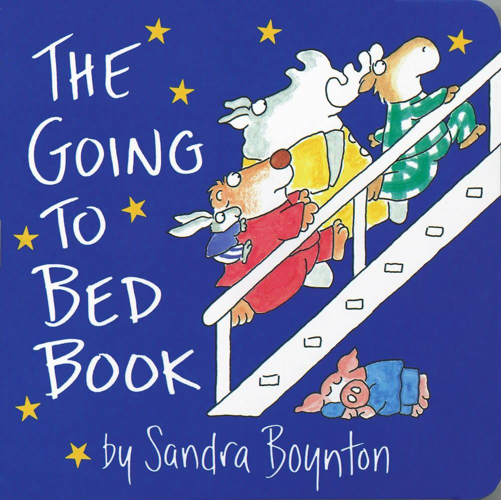 Little Simon The Going to Bed Book