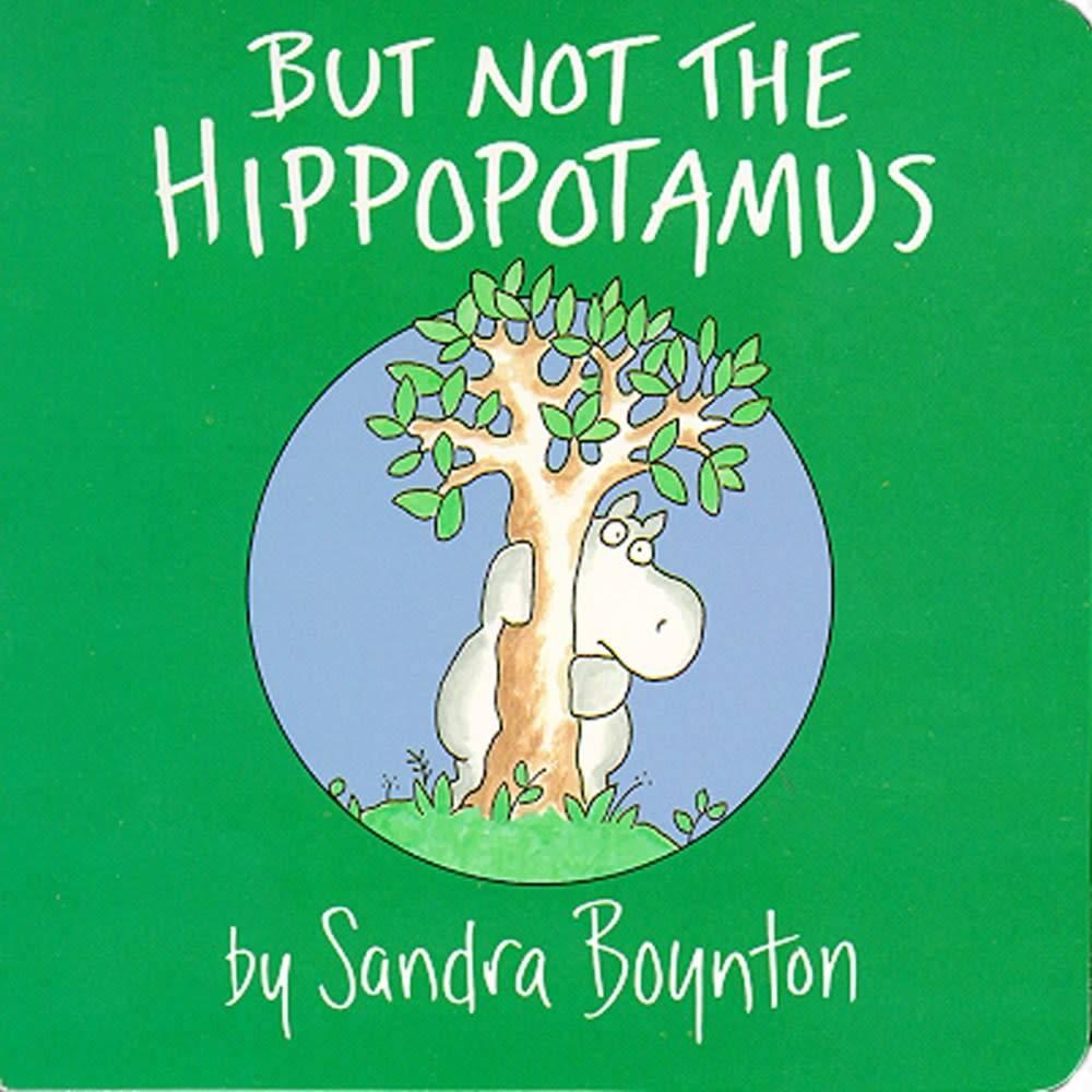 Little Simon But Not the Hippopotamus