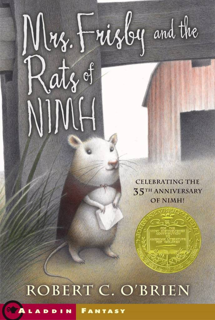 Rats of NIMH 01 Mrs. Frisby and the Rats of NIMH