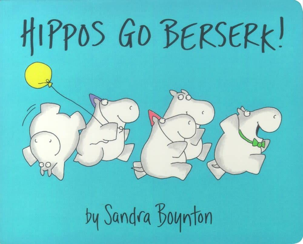 Little Simon Hippos Go Berserk!