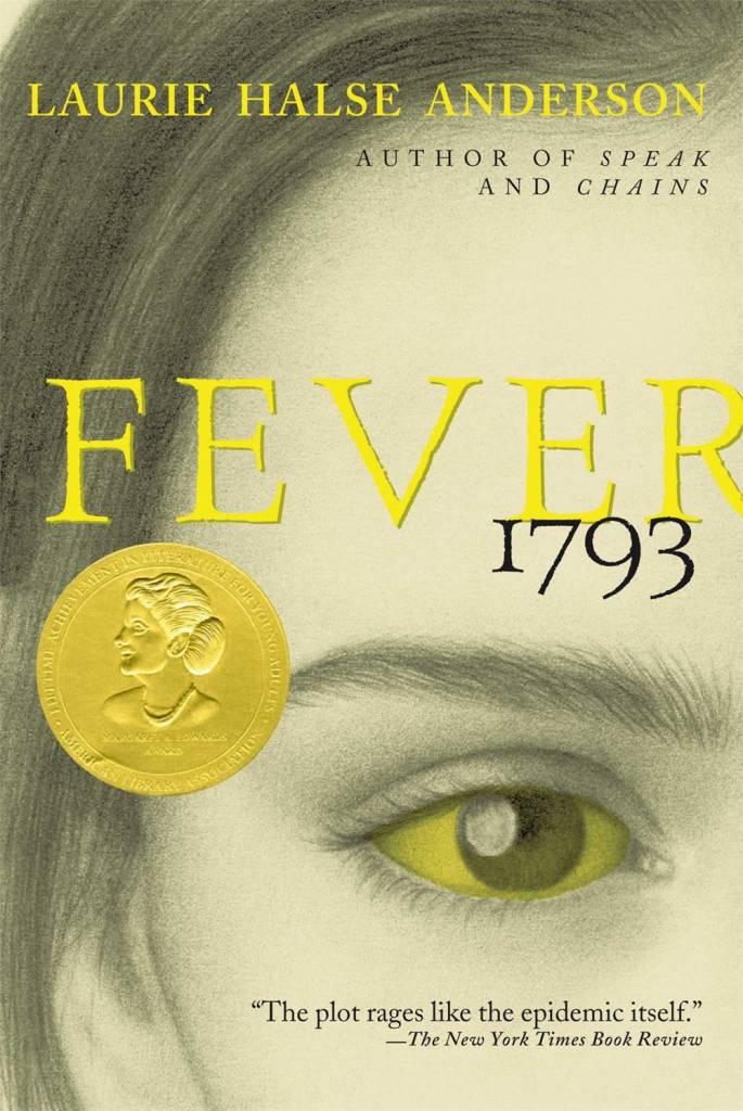 Simon & Schuster Fever 1793