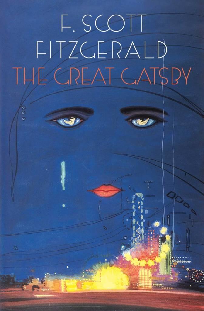 Scribner The Great Gatsby
