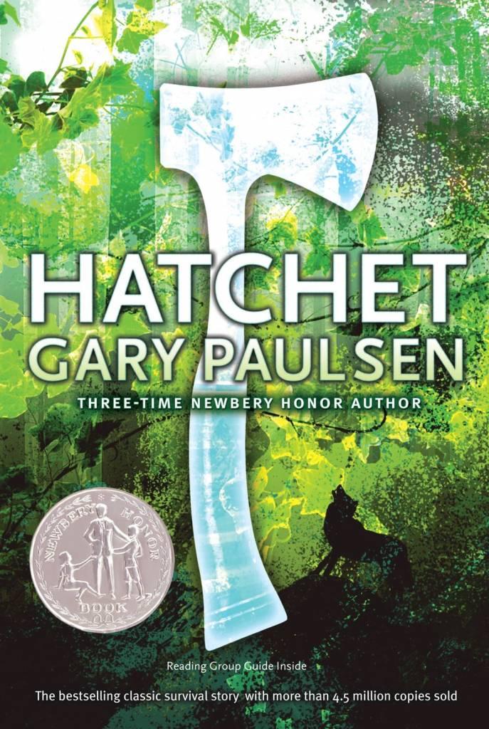 Simon & Schuster Brian's Saga 01 Hatchet