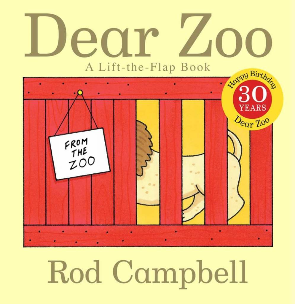 Little Simon Dear Zoo