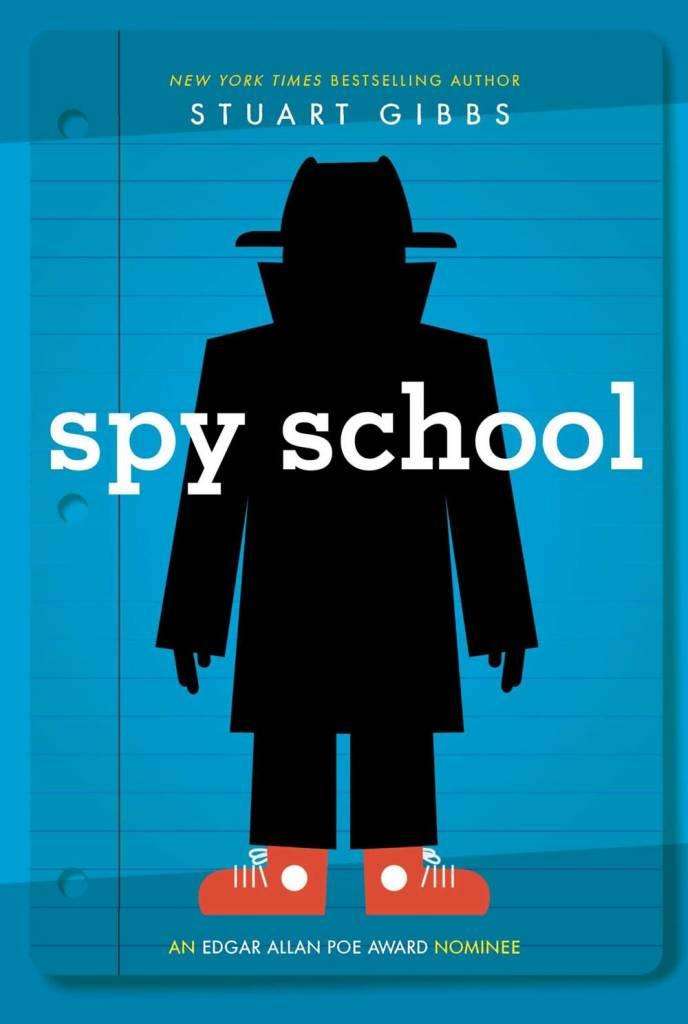 Simon & Schuster Spy School 01