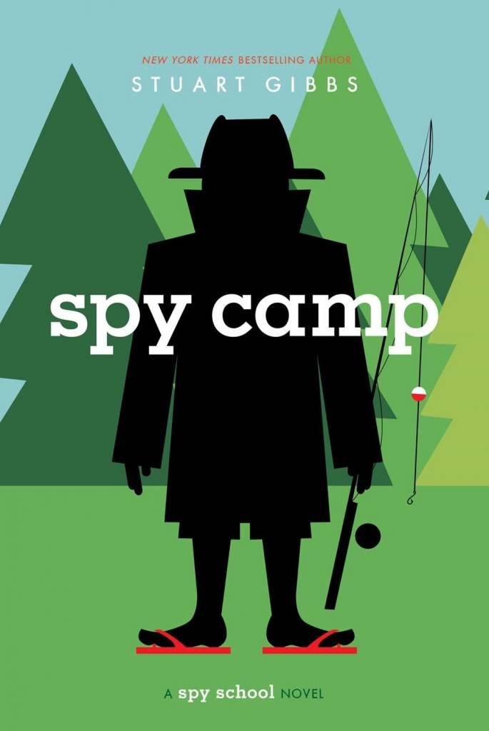 Simon & Schuster Spy School 02 Spy Camp