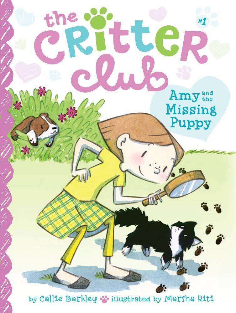 Little Simon Critter Club 01 Amy and the Missing Puppy