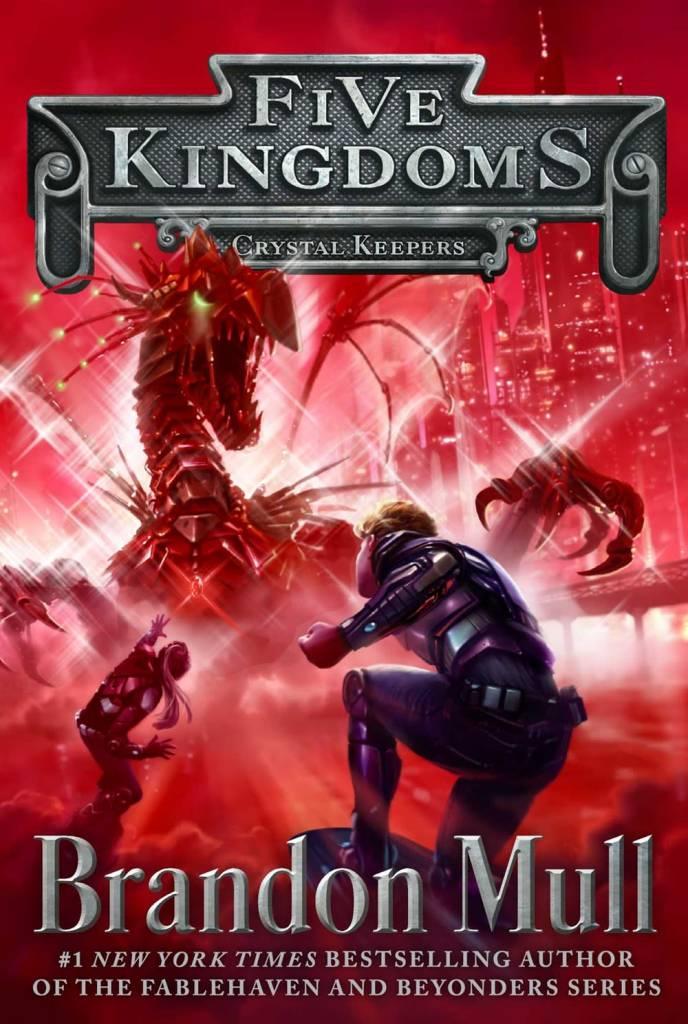 Five Kingdoms 03 Crystal Keepers