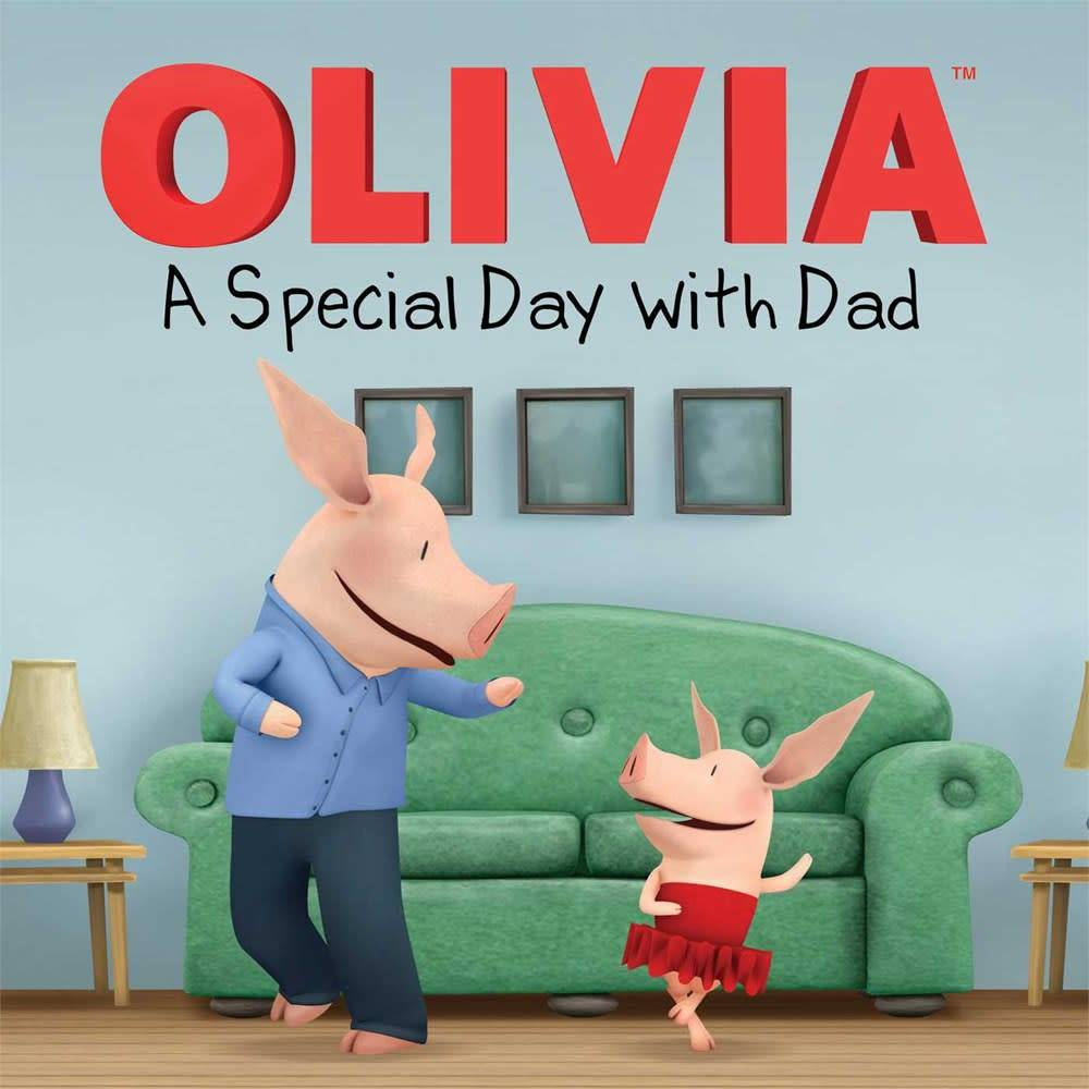 Olivia Animated: A Special Day with Dad