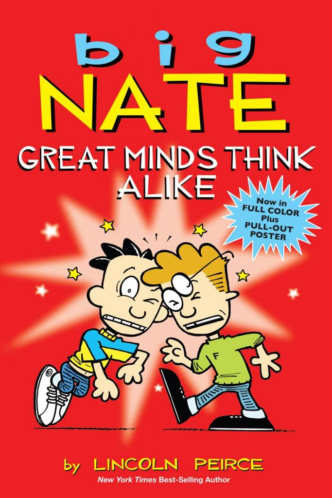 Andrews McMeel Publishing Big Nate: Great Minds Think Alike