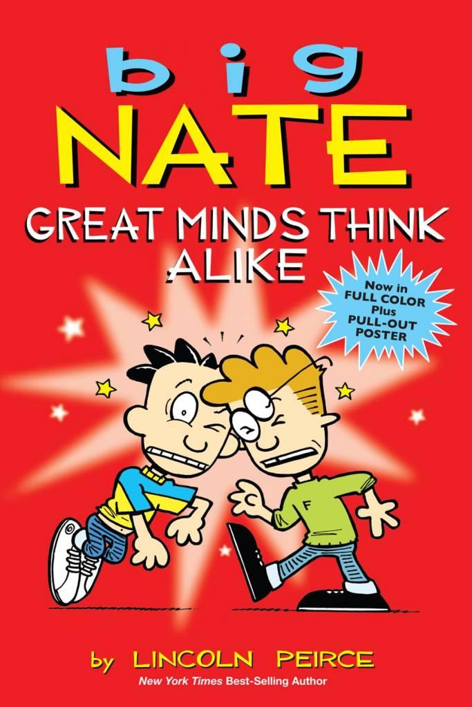 Andrews McMeel Publishing Big Nate: Great Minds Think Alike