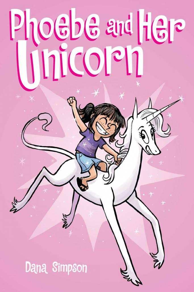 Andrews McMeel Publishing Phoebe and Her Unicorn 01