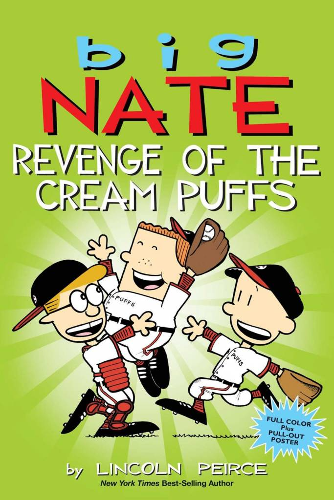 Andrews McMeel Publishing Big Nate: Revenge of the Cream Puffs