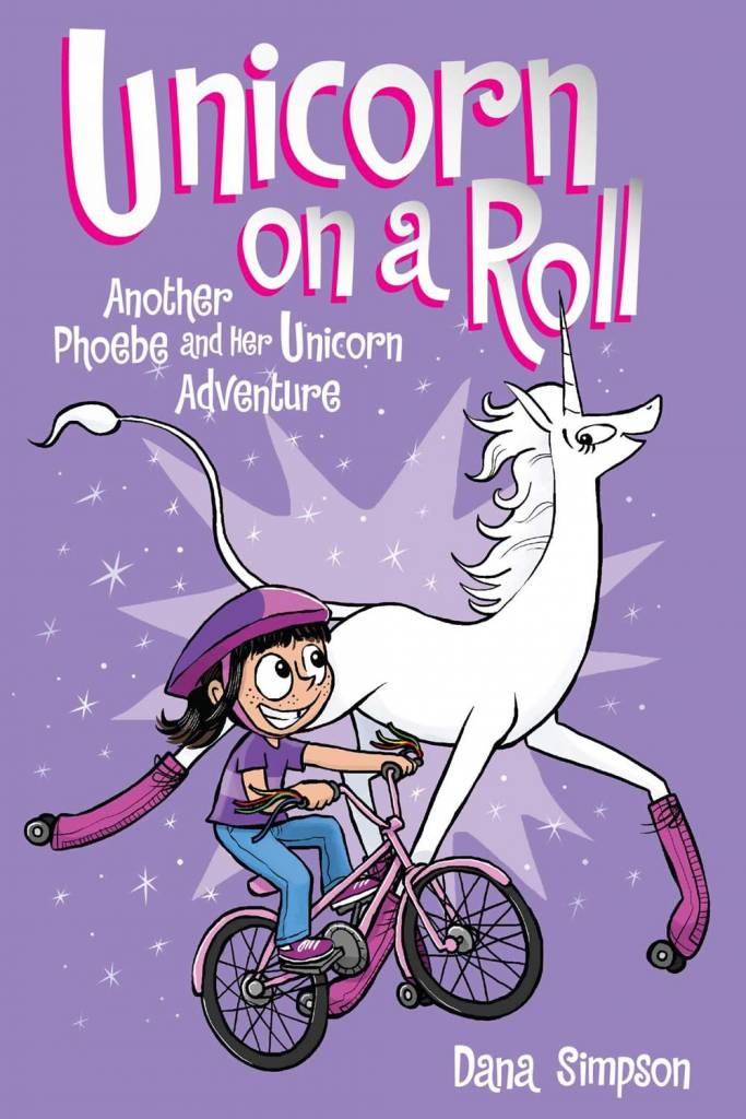 Andrews McMeel Publishing Phoebe and Her Unicorn 02 Unicorn on a Roll
