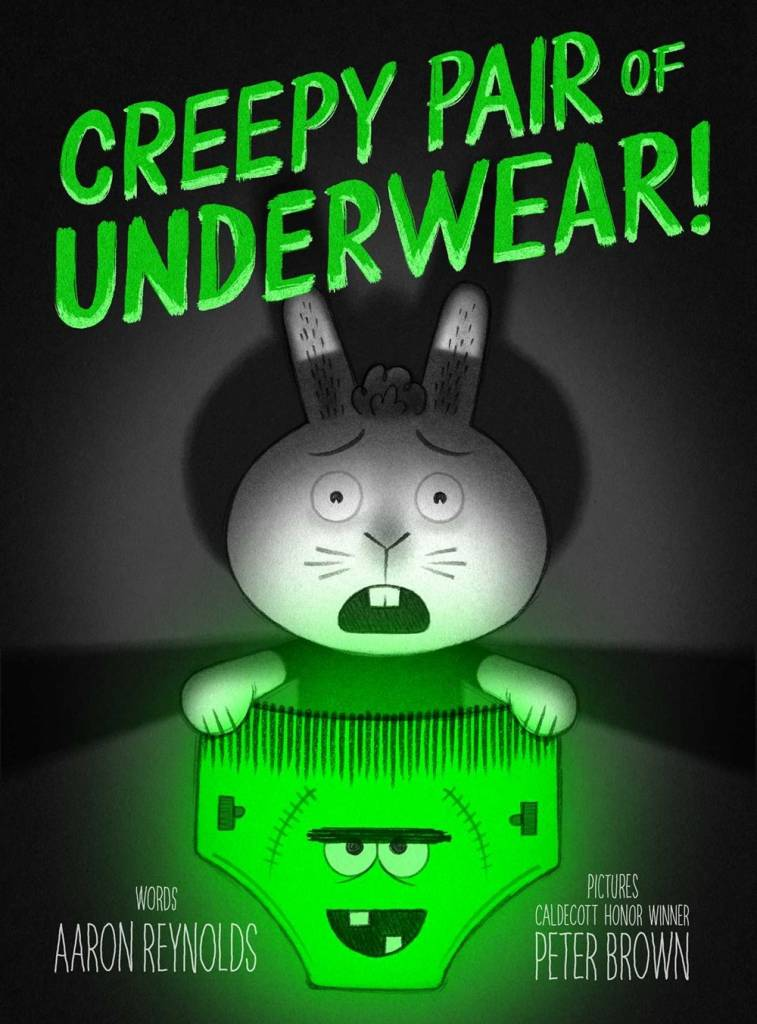 Simon & Schuster Creepy Carrots: Creepy Pair of Underwear!