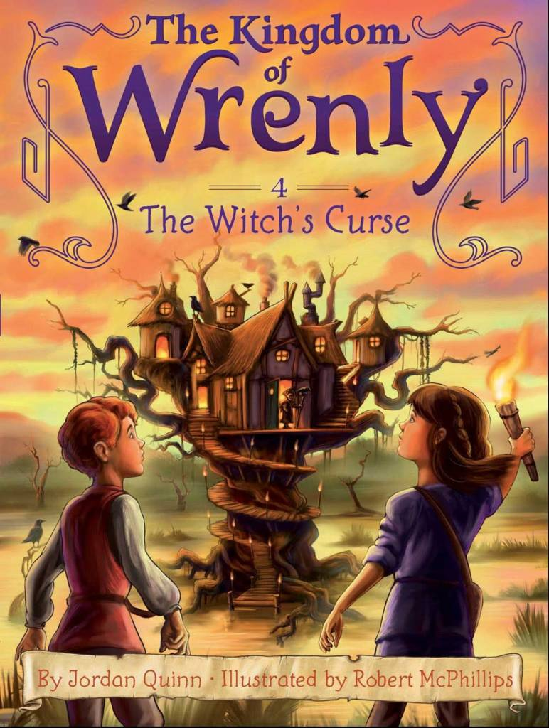Little Simon Kingdom of Wrenly 04 The Witch's Curse