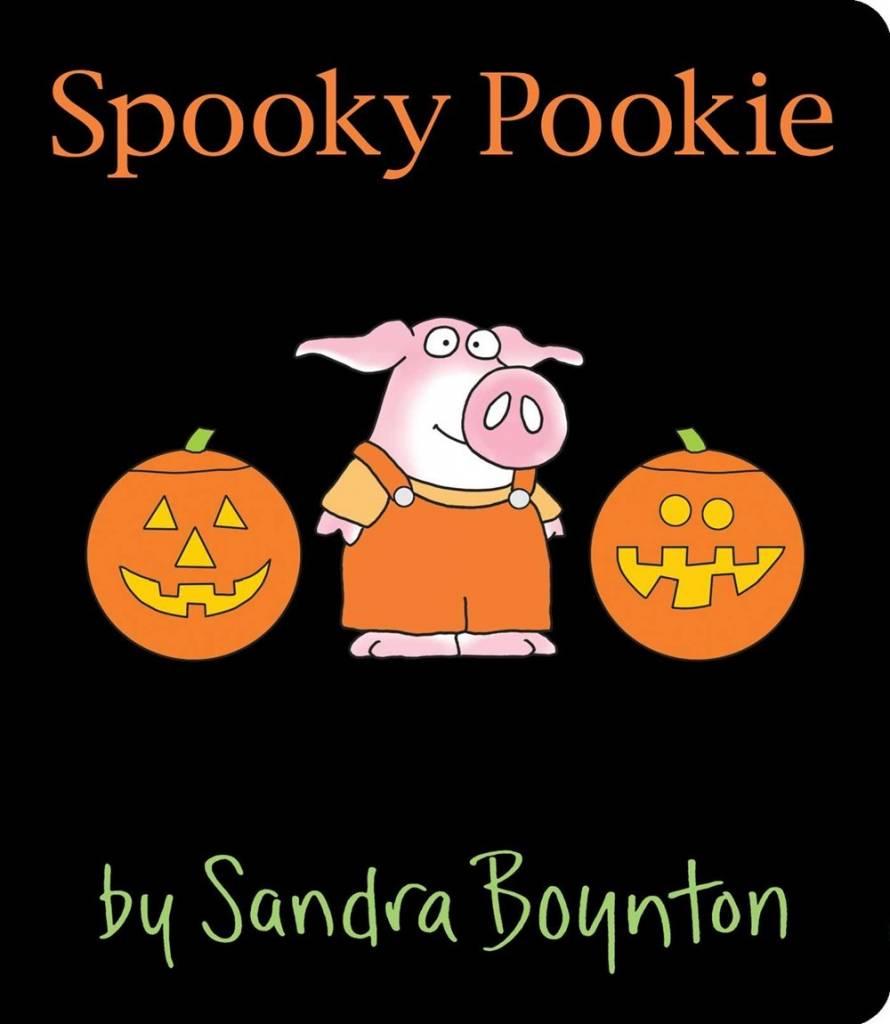 Little Simon Spooky Pookie