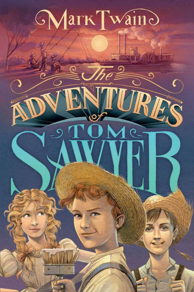 Simon & Schuster The Adventures of Tom Sawyer