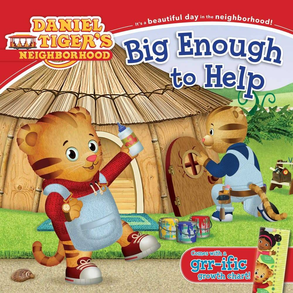 Simon Spotlight Daniel Tiger: Big Enough to Help
