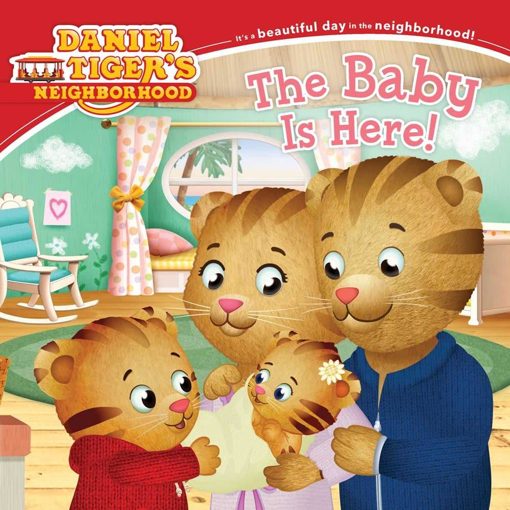 Simon Spotlight Daniel Tiger: The Baby is Here!