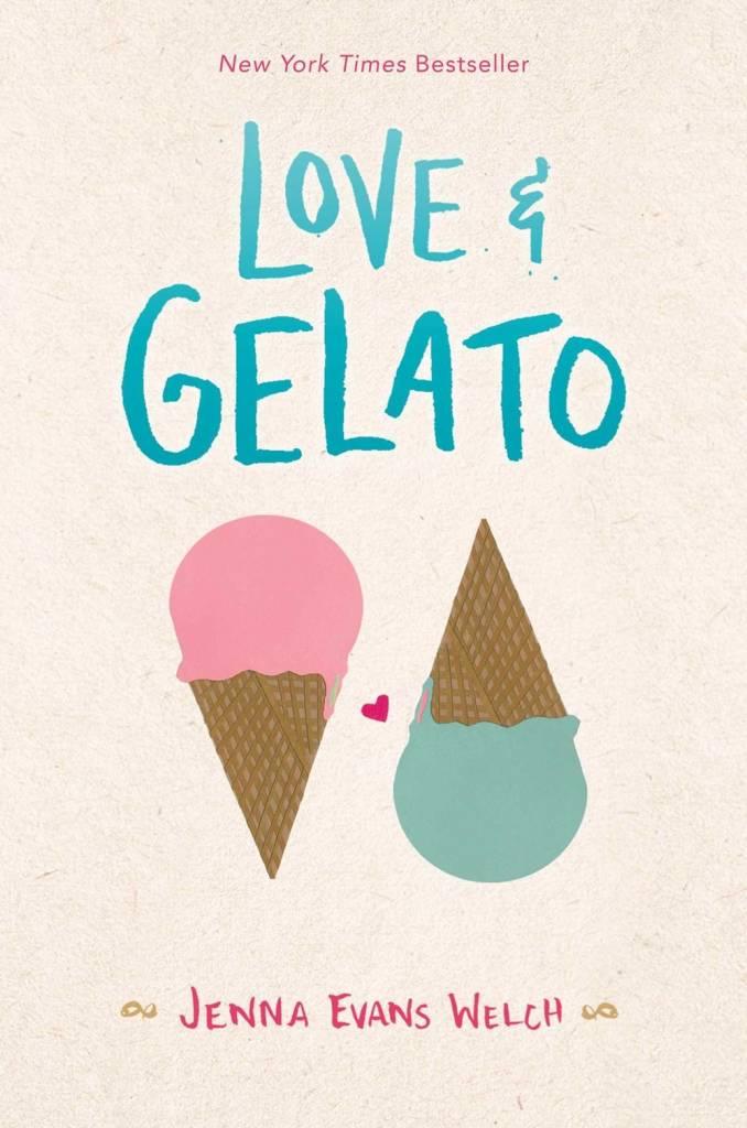Simon Pulse Love & Gelato