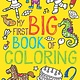 little bee books My First Big Book of Coloring 02