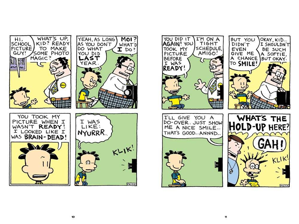 Andrews McMeel Publishing Big Nate: What's a Little Noogie Between Friends?