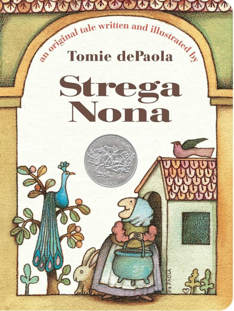 Little Simon Strega Nona 01 (Board Book)