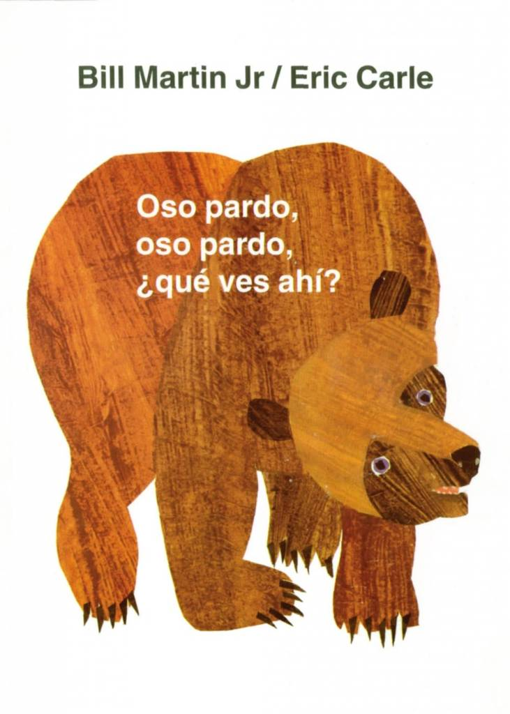 Henry Holt and Co. Brown Bear, What Do You See? / Oso Pardo, Que Ves Ahi? (Spanish Ed.)