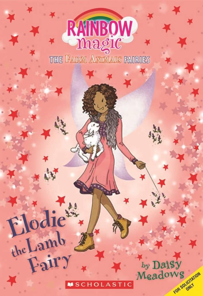 Scholastic Paperbacks Rainbow Magic: Farm Animal 02 Elodie, the Lamb Fairy