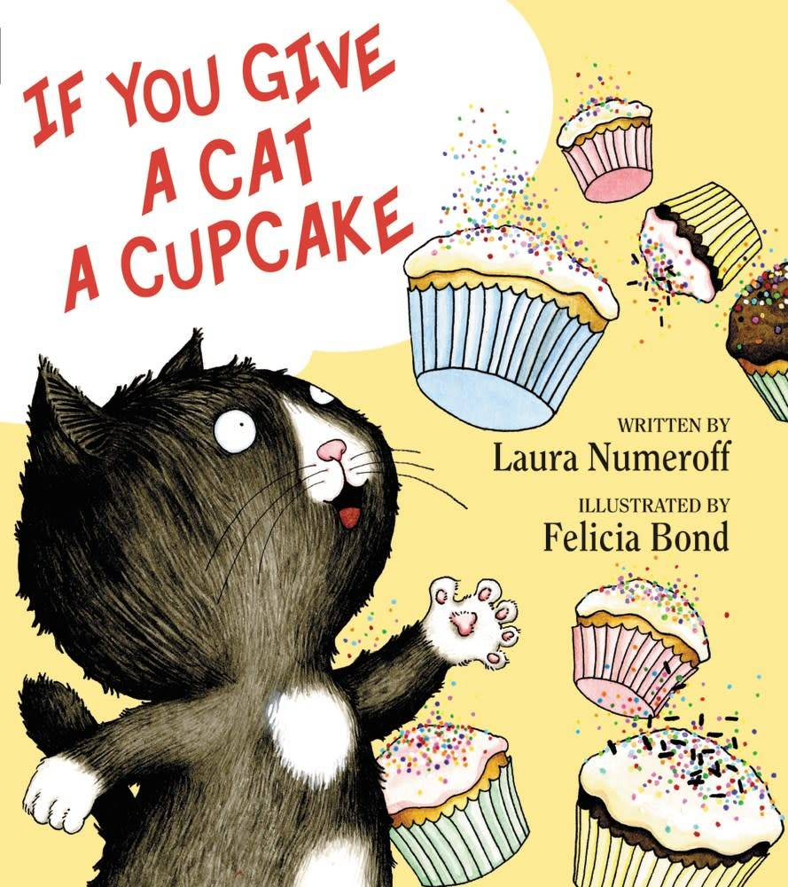 HarperCollins If You Give...: If You Give a Cat a Cupcake