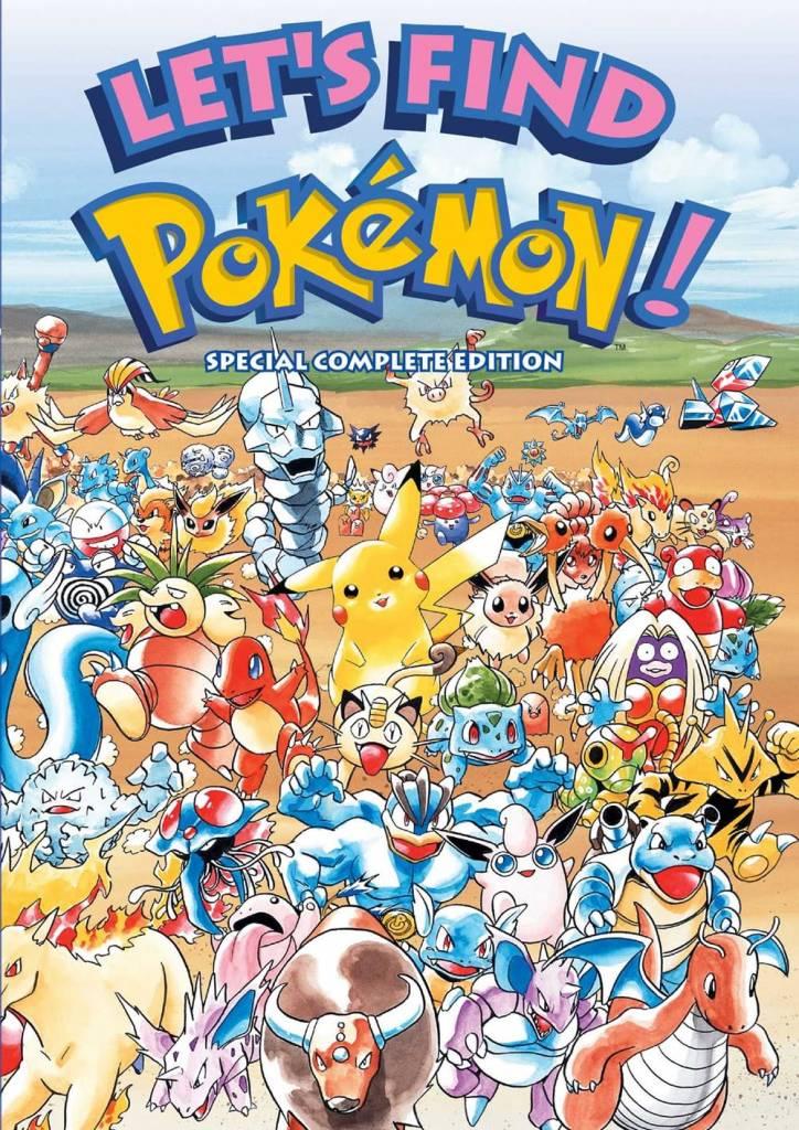 VIZ Media Let's Find Pokemon! Special Complete Edition (2nd Ed.)