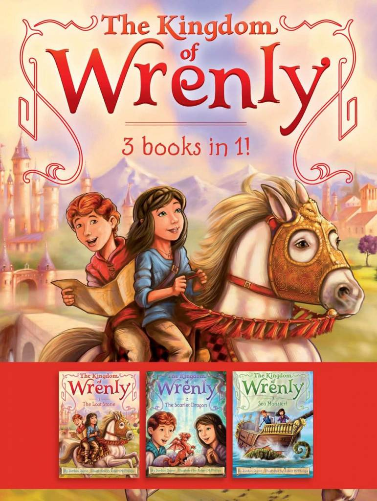 Little Simon Kingdom of Wrenly 3 Books in 1!