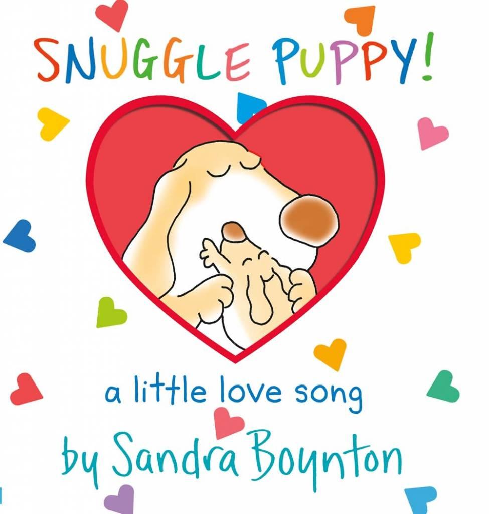 Workman Publishing Company Snuggle Puppy!