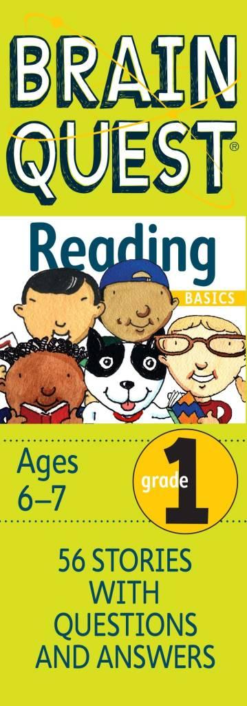 Brain Quest Trivia Game: Reading: Grade 1