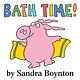 Workman Publishing Company Bath Time! (Bath Book)