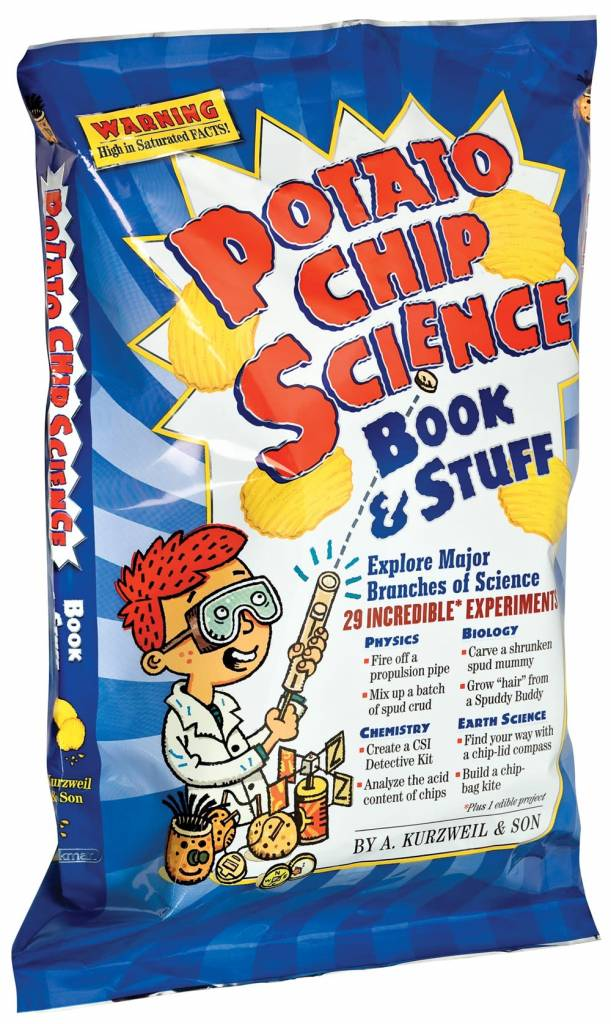 Potato Chip Science (30 Experiments)