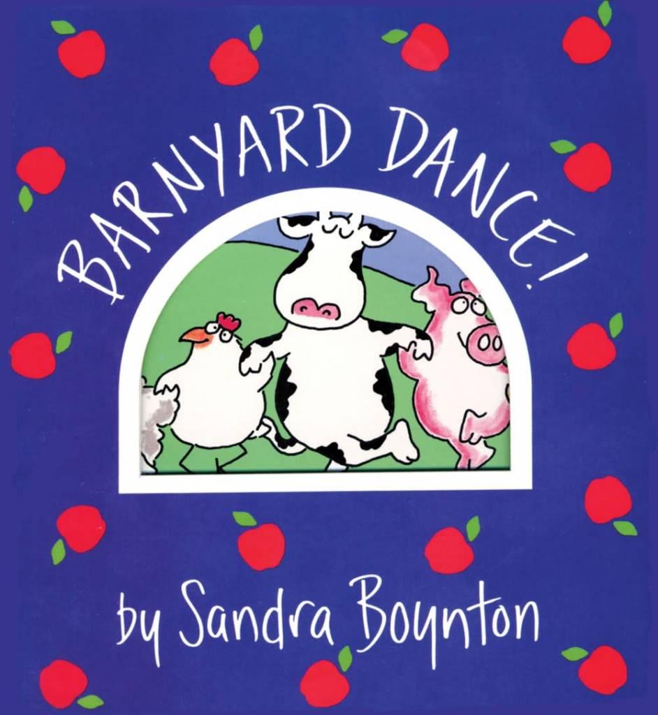 Barnyard Dance (Large Board Book)