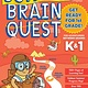 Workman Publishing Company Summer Brain Quest: Kindergarten to Grade 1