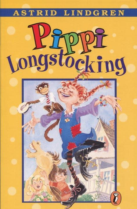 Puffin Books Pippi Longstocking 01