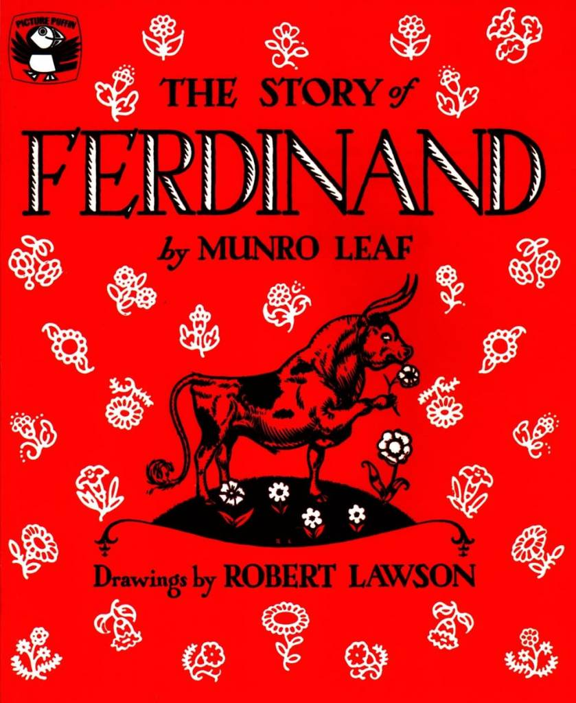 Puffin Books The Story of Ferdinand