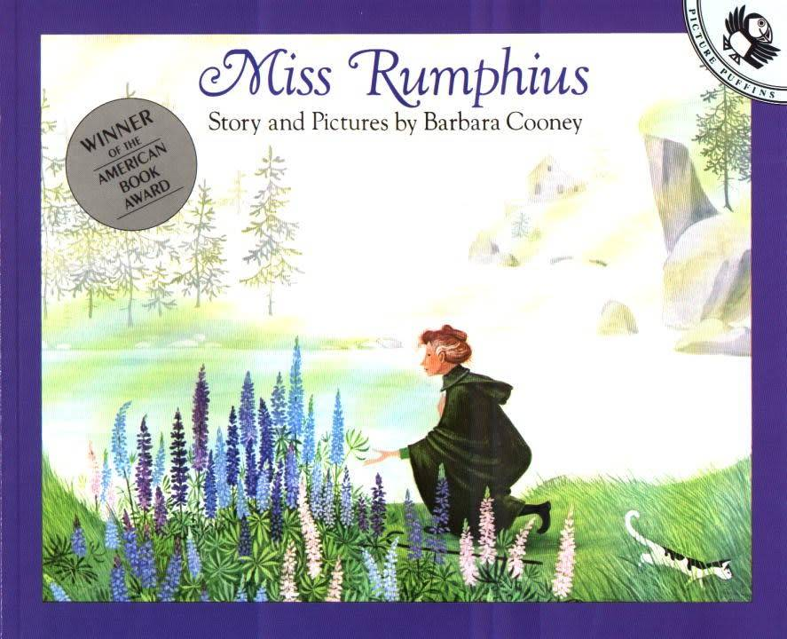 Puffin Books Miss Rumphius