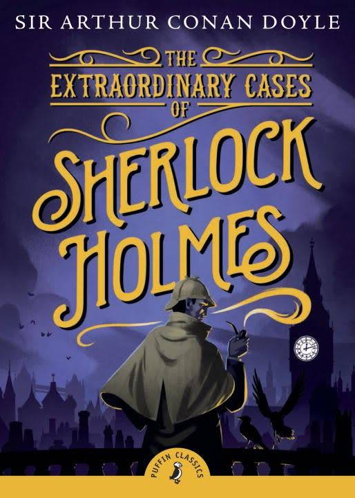 Extraordinary Cases of Sherlock Holmes Anthology