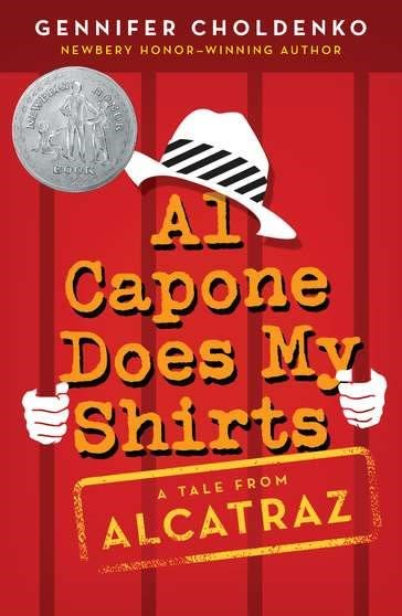 Puffin Books Al Capone Does my Shirts