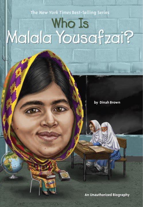 Who Was...?: Who Is Malala Yousafzai?